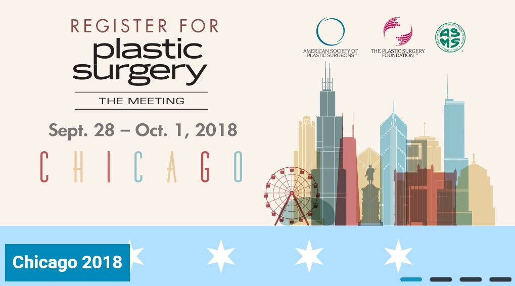 2018 ASPS Plastic Surgery The Meeting