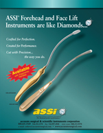 ASSI® Forehead and Face Lift Instruments