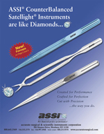 ASSI® Counterbalanced Satellight® Instruments