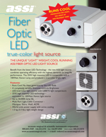 Fiber Optic LED True-color Light Source
