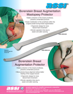 Borenstein Breast Augmentation Mastopexy Protector