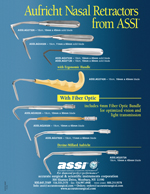 Aufricht Nasal Retractors from ASSI