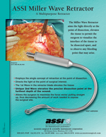 ASSI Miller Wave Retractor
