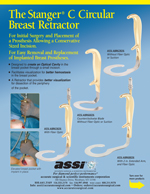 The Stanger® C Circular Breast Retractor